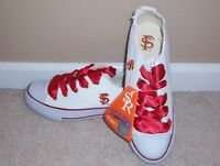 Florida State SEMINOLES Tennis Shoes Sneakers 7 NEW