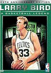 Larry Bird: A Basketball Legend (DVD, 2004, 2 disc 25th Anniversary...