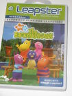 The Backyardigans Leap Frog Leapster Learning System Game Nick Jr Complete