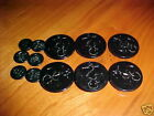 12 Lg/Sm NEW US Navy NAVAL NAUTICAL Peacoat MILITARY Black Anchor Buttons