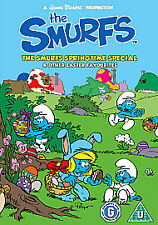 THE SMURFS - THE SMURFS SPRINGTIME SPECIAL & OTHER STORIES = NEW SEALED R2
