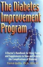 Acc, The Diabetes Improvement Program: The Ultimate Handbook for Using Foods & S