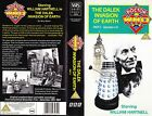 Doctor Who 'THE DALEK INVASION OF EARTH PT.2' VHS/PAL VIDEO CASSETTE - UK BBC