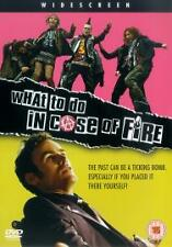 What To Do In Case Of Fire (DVD, 2003) ~German language with subtitles~