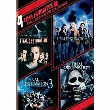 4 Film Favorites: Final Destination (Final Destination, Final Destination 2, Fin