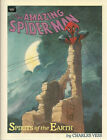 AMAZING SPIDER-MAN Spirits of the Earth (1990) Marvel Comics HC GN 1st by C Vess