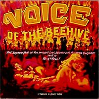"""VOICE OF THE BEEHIVE 'I THINK I LOVE YOU' UK PICTURE SLEEVE 7"""" SINGLE"""