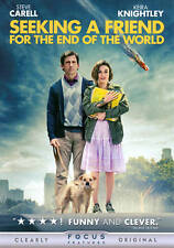 Seeking a Friend for the End of the World (DVD, 2012)