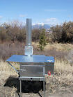 Trail Boss Wood Camp Tent Stove - Riley Stoves Kit 11A