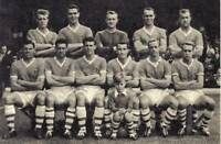 BOLTON WANDERERS FOOTBALL TEAM PHOTO 1959-60 SEASON