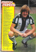 PETER BARNES  WEST BROMWICH ALBION PLAYER  Signed