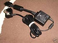 SONY PLAYSTATION 1 2 PS1 PSOne PS2 PS3 OFFICIAL RF TV AERIAL LEAD CABLE ADAPTER