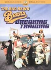 BAD NEWS BEARS - BREAKING TRAINING - NEW DVD - IN STOCK - SHIPS EXPEDITED IN US