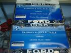 1935 FORD LICENSE PLATE FRAMES METAL 1 PAIR NEW