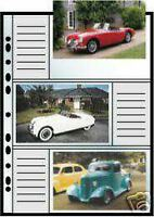 Arrowfile Refill Ringbinder Album Page six 6x4 photos