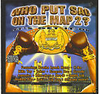CD WHO PUT THE SAC ON THE MAP V 2 OG 1ST PRESS RAP~RARE