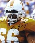 SEAN YOUNG Signed TENNESSEE VOLUNTEERS 8x10 Photo PBA