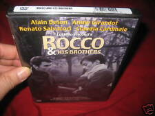 ROCCO AND HIS BROTHERS DVD IMAGE ENTERTAINMENT