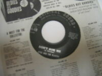 Dyke and The Blazers Don't Bug Me / So Sharp 45 RPM
