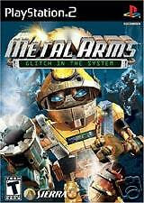 Metal Arms: Glitch in the System (PlayStation 2) PS2