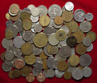 Lot Of 135 World Coins, 59 Different Countries, No 2 Alike - L@@K