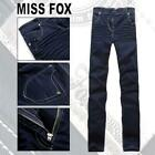 NEW LADIES MISS FOX STRETCHED COLORED JEANS SIZE 14