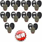 NEW BULK LOCKSMITH LOT OF 10 GM OLDSMOBILE REMOTE KEYFOB CASE SHELL AND BUTTONS