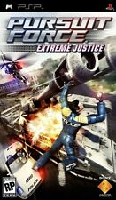 Pursuit Force: Extreme Justice  (PSP) - Brand New !!