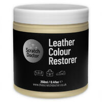 CREAM Leather Dye Colour Restorer for  BMW Leather Car Interiors, Seats,