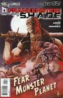 Frankenstein, Agent of Shade #4 Comic Book 2011 New 52 - DC