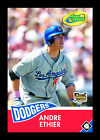 Andre Ethier ROOKIE  ** IN HAND ** 2006 Etopps Los Angeles Dodgers card #116