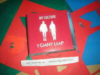 CD Indie 1 Giant Leap My Culture 2 Song Promo MCD PALM / ZOMBA