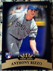 ANTHONY RIZZO 2011 Topps Tier One 1 GOLD Rookie Card RC 24/50 Chicago Cubs