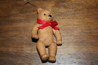 CUTE BEAR with MOVEABLE Arms & legs, Christmas decoration ornament