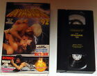 wwe WWF INVASION '92 ~ 1992 Coliseum Video vhs in box; Flair-Hart IC title match