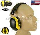 TITUS INDUSTRIAL EAR MUFFS HEARING PROTECTION ANSI Y3 NOISE GUN SHOOTING HUNTING