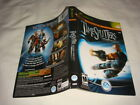 Artwork ONLY to TimeSplitters Future Perfect - Xbox game Cover Art Insert Time