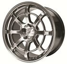 ARK Design 18 inch R8 Alloy Wheels for Mitsubishi EVO X 10 Shining Silver