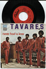 TAVARES NEVER HAD A LOVE + POSITIVE FORCES 1978 ITALY 7