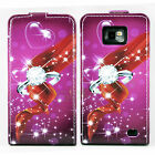 Hot Protective Cover flip leather hard case For Samsung Galaxy S2 I9100 SII new