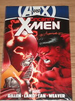UNCANNY X-MEN BY KIERON GILLEN - VOLUME 3 - MARVEL HARDCOVER GRAPHIC NOVEL