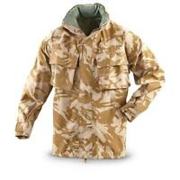 NEW - Army Issue DESERT Camo Goretex Waterproof Jacket - Size 180/112