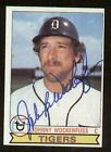 Johnny Wockenfuss #231 signed autograph auto 1979 Topps Baseball Trading Card