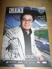 LEICESTER CITY V IPSWICH TOWN 26/12/11 FULLY SIGNED PROGRAMME