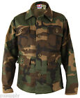 KIDS BDU COAT WOODLAND CAMO PROPPER F5720 VARIOUS SIZES AVAILABLE