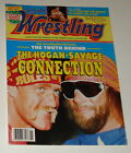 November 1991 INSIDE WRESTLING ~ Hulk Hogan-Randy Savage; Paul Orndorff, Luger