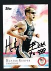 Hunter Kemper signed autograph auto 2012 Topps U.S. Olympic Team Card