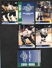 1996 - 1997 Seattle Thunderbirds FACTORY SEALED 38 CARD SET Marleau Pollock