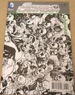GREEN LANTERN # 16 - COVER C (1:25) VARIANT - DC RELAUNCH (NEW 52)