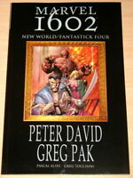 MARVEL 1602:NEW WORLD FANTASTICK FOUR - GRAPHIC NOVEL